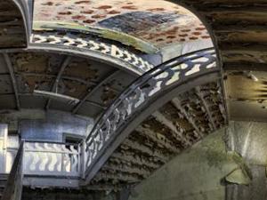 360° Panorama im Treppenhaus