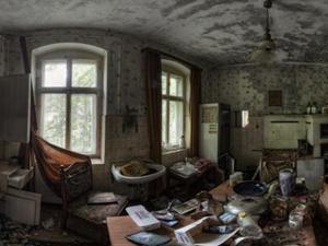 360° Panorama in der Küche