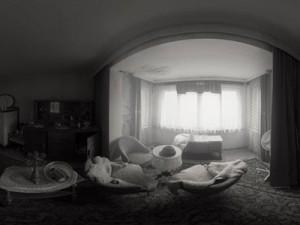 360° Panorama im Wohnzimmer