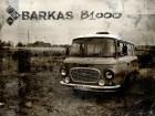IFA BARKAS B1000 -- Der DDR Transporter B1000, erstellt mit Photoshop CS4, Layer/ Mask/ Brushes