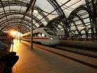 Die Bahn kommt -- DD Hauptbahnhof