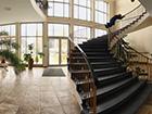 """FIA Foyer -- Das einstige Forschungsinstitutes für Aufbereitung (FIA) in Freiberg.<br><a href=""""http://www.runathome.de/blog/?p=799"""" target=""""_self"""">Zum Artikel</a>"""