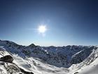 Stubaital - Gaisskarferner -- 360° Panorama am Gaisskarferner (Stubaital Gletscher)